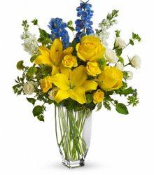 17 bouquet de fleur